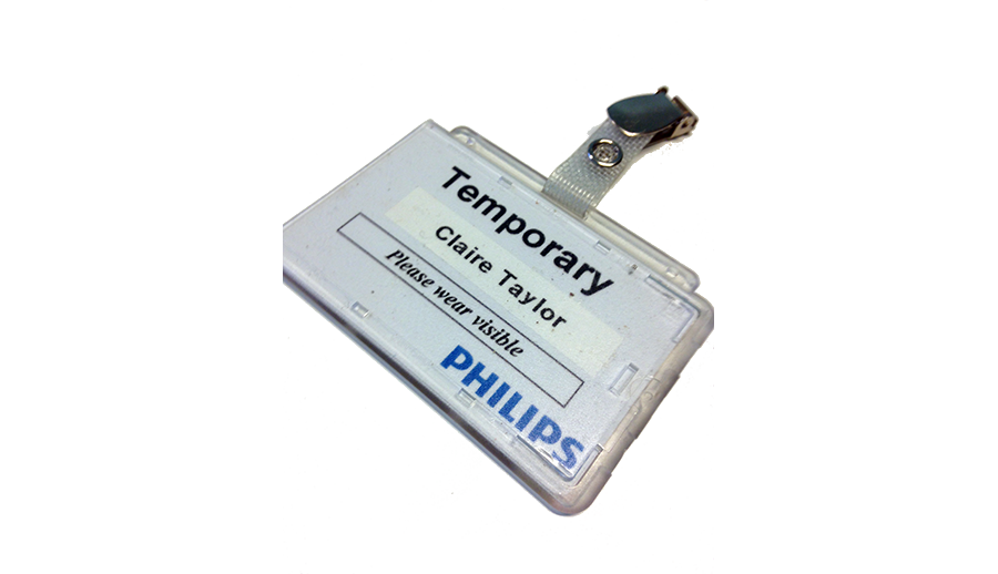 Philps-badge